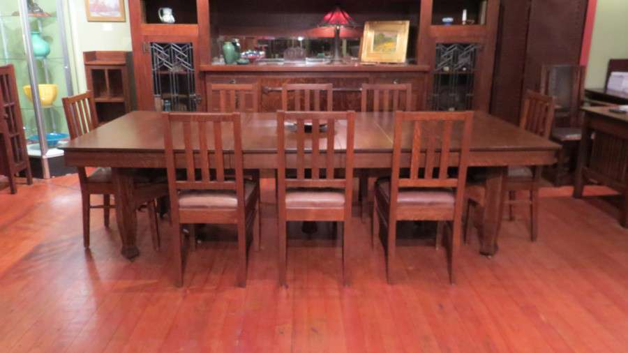 Marvelous Grand Rapids Furniture Co. Rectangular Dining Table