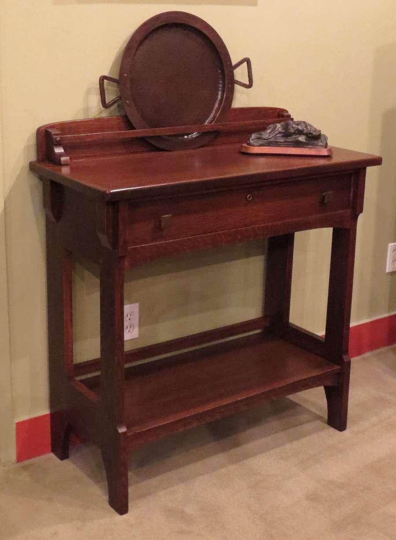 Limbert Furniture Co Server California Historical Design