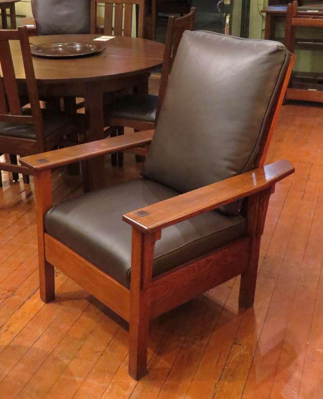 Quaker Furniture Co Morris Chair