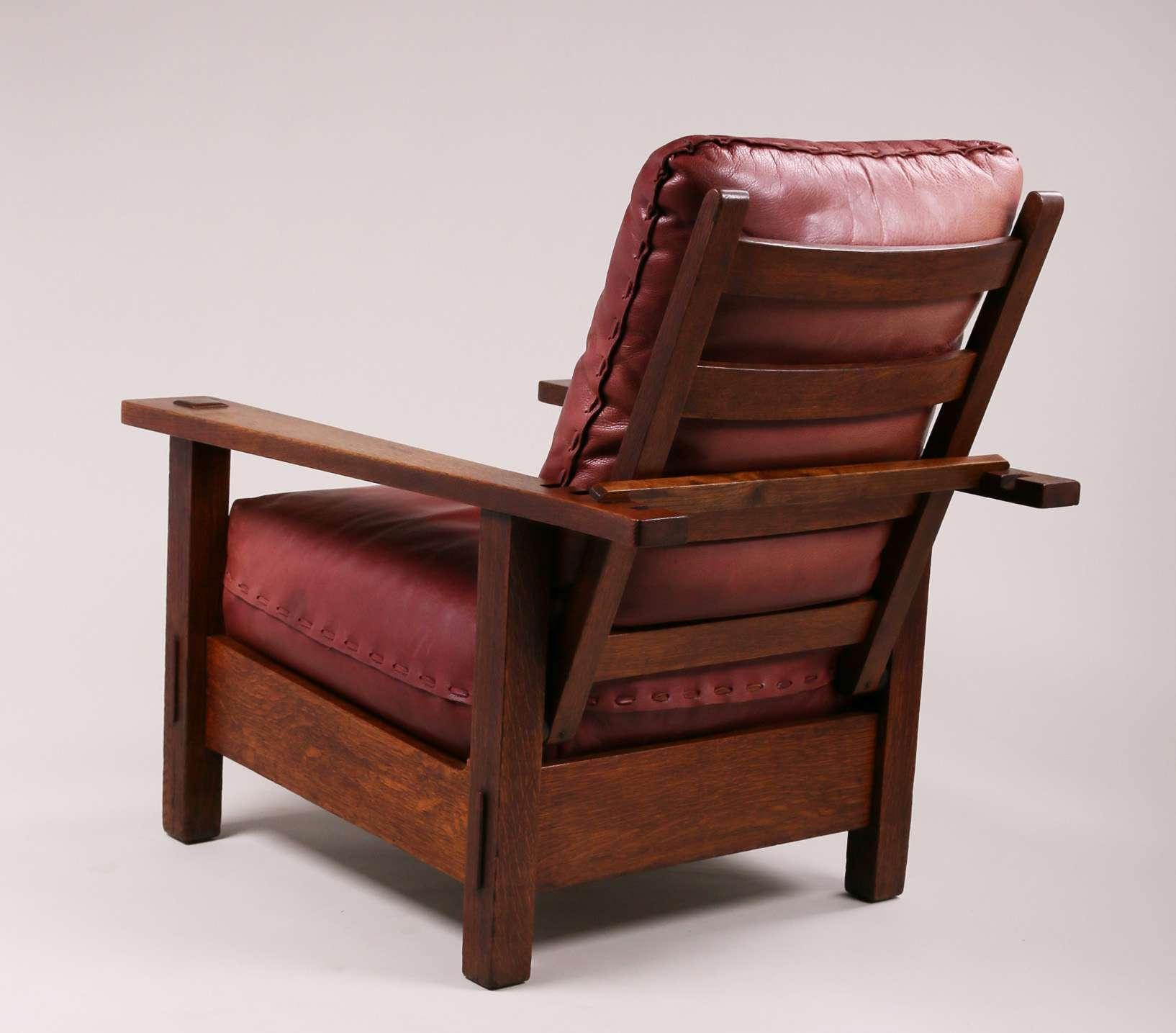 Evolution of the Morris Chair - Design for the Arts ...  |Morris California Furniture