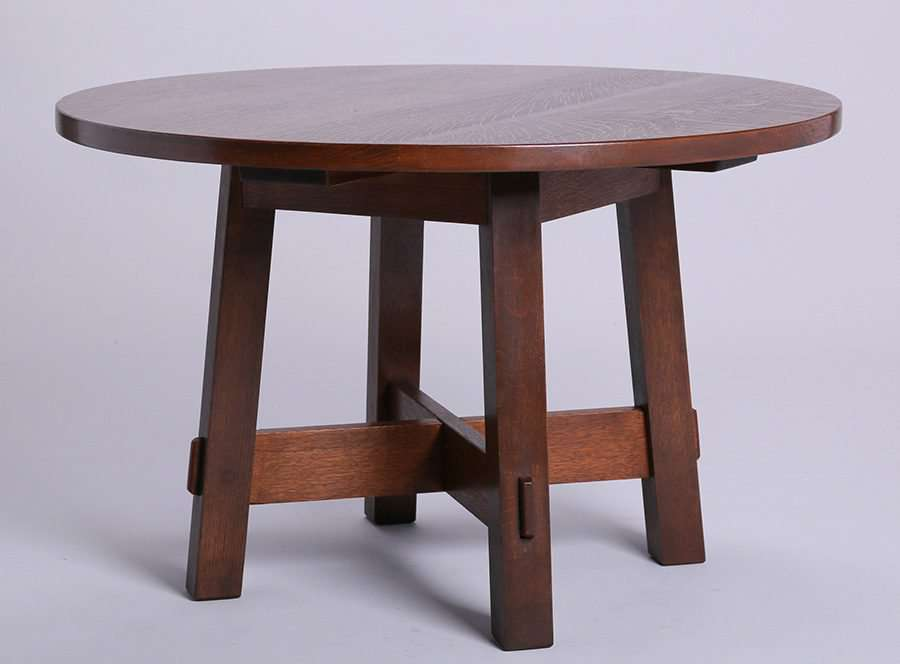 Stickley Brothers Coffee Table California Historical Design