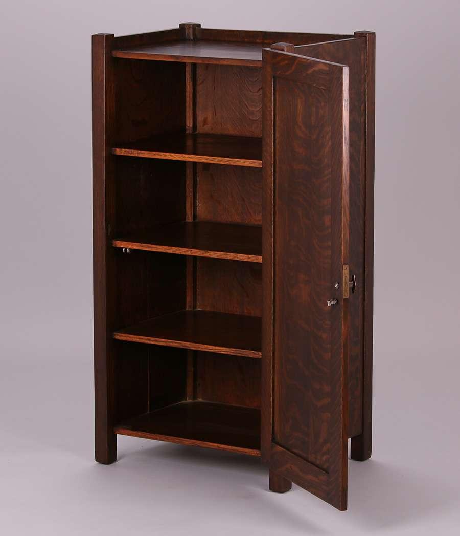 Grand Rapids One Door Cabinet C1910 California