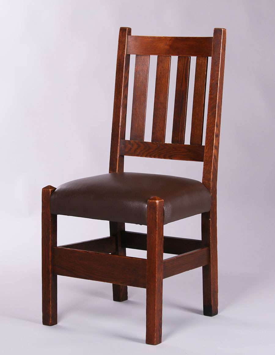 Heywood Wakefield Side Chair California Historical Design