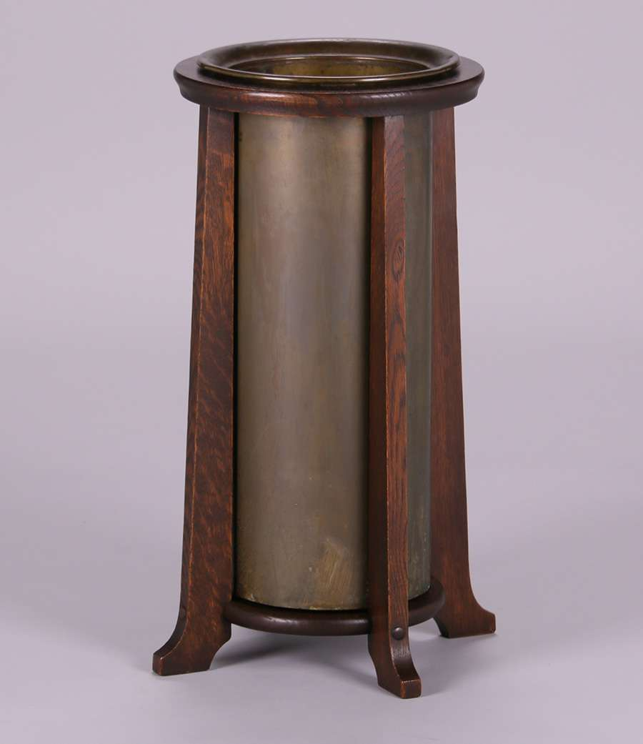 Umbrella Stand Hobby Lobby: Lakeside Crafts Shop Oak Umbrella Stand