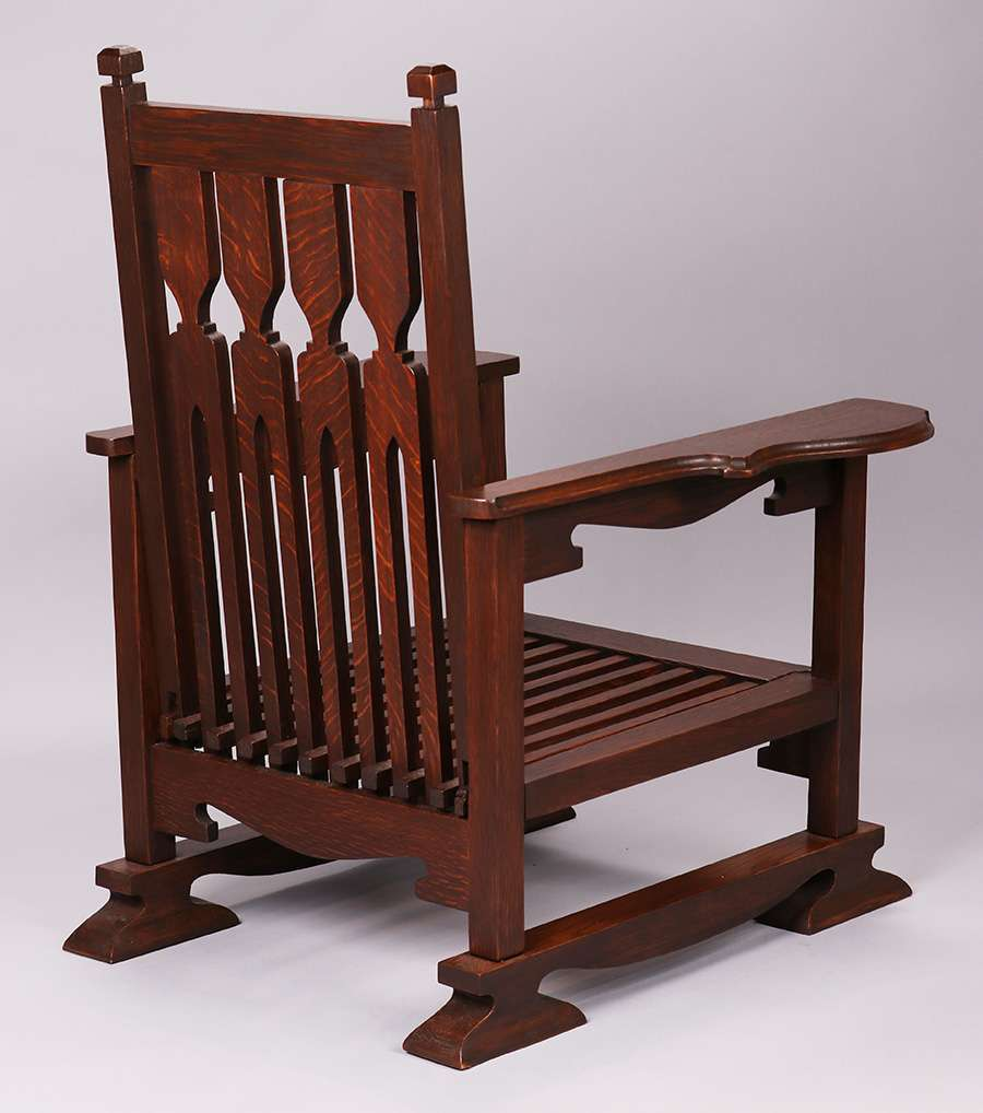 Mary Morris Chair Aerobics: California Historical Design