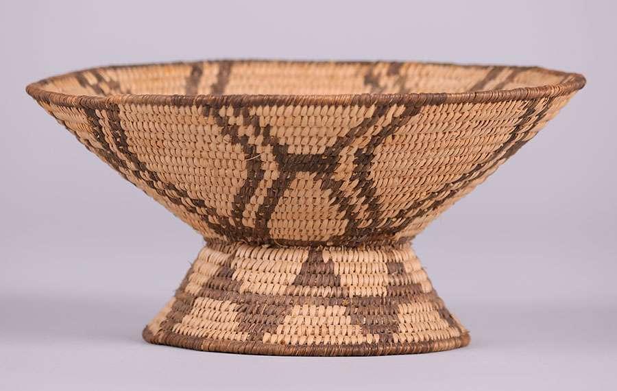 Native American Baskets Pima Apache Amp Papago Tribes