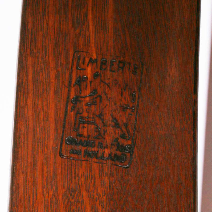 Rare Limbert Tallback Armchair California Historical Design