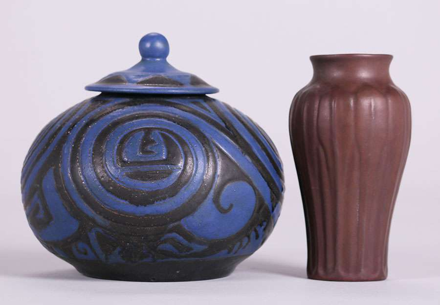 California Faience Pottery Archives California Historical Design