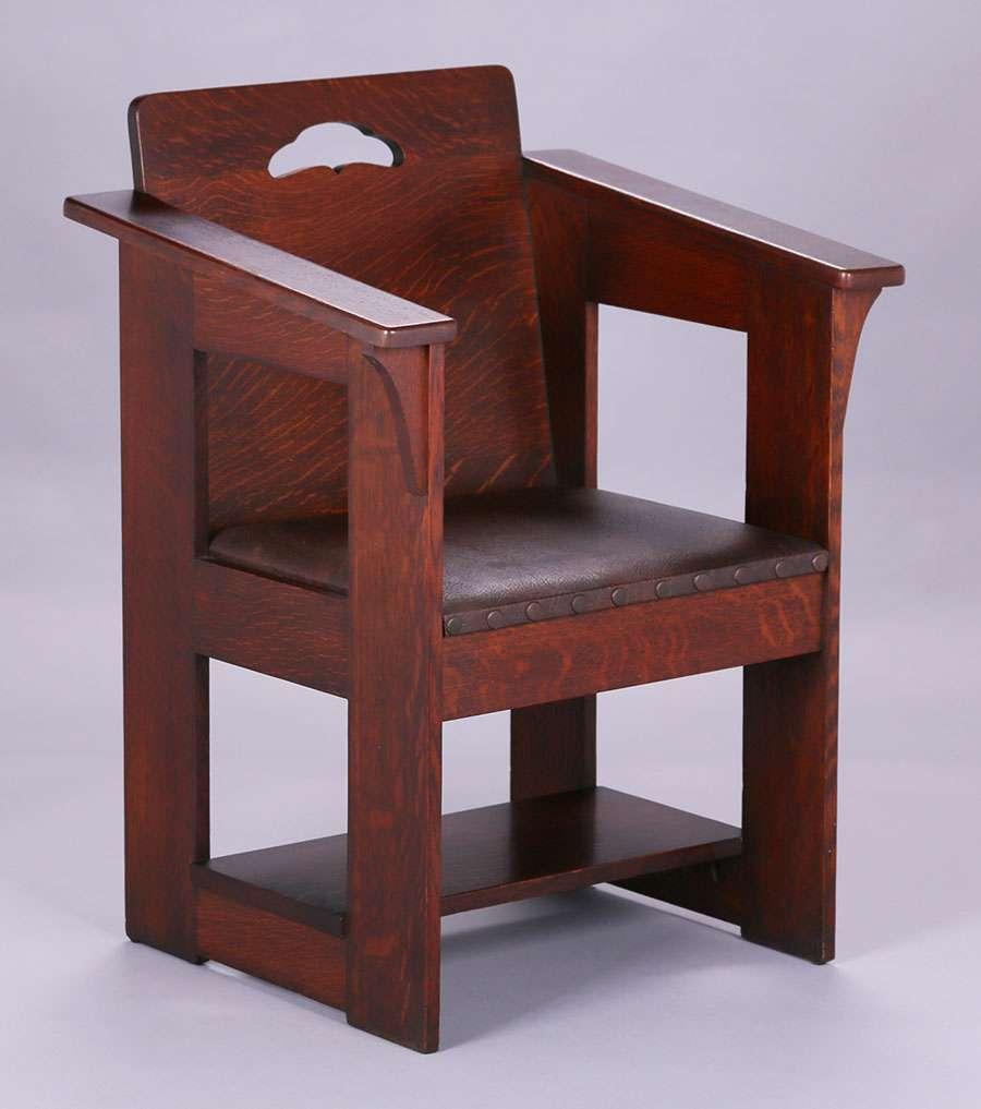 limbert cafe chair | california historical design