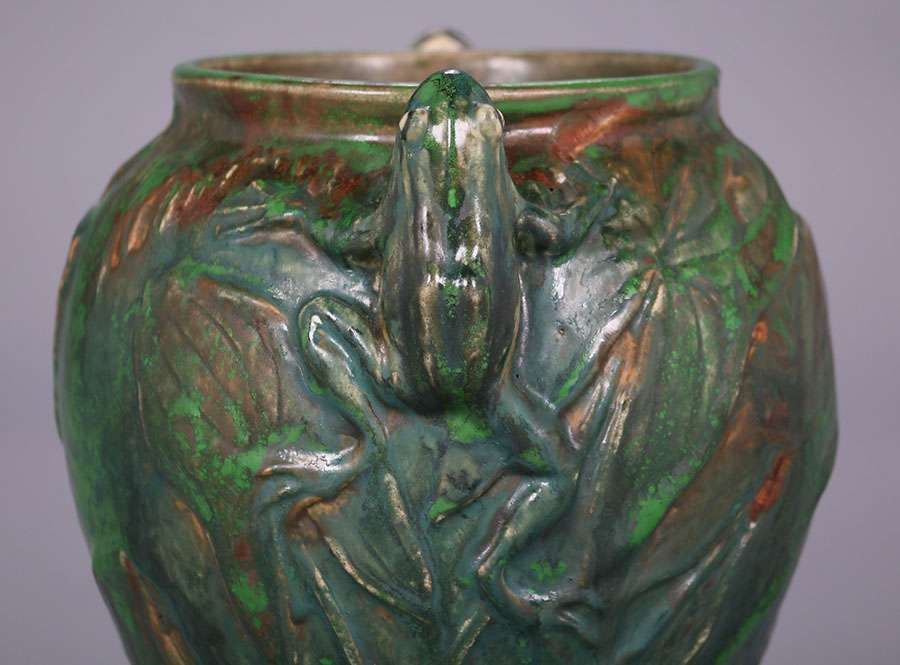 Weller Pottery Archives California Historical Design