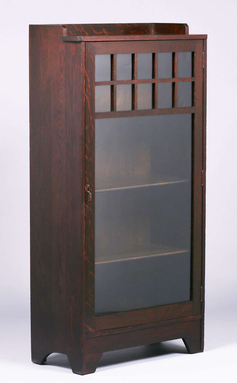 Lifetime Furniture Co One Door Bookcase California