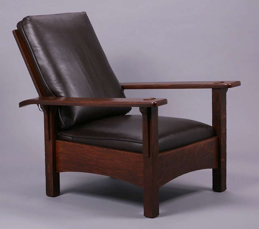 Mary Morris Chair Aerobics: Limbert Morris Chair Long Arms