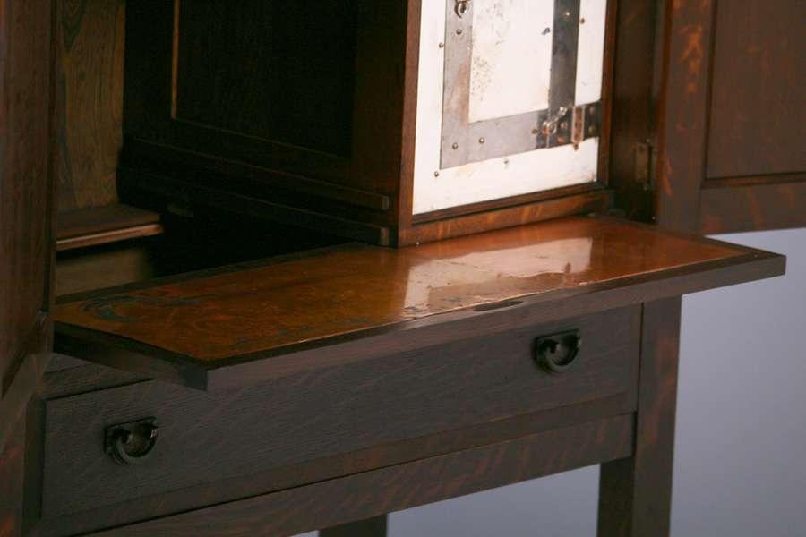 Lifetime Furniture Co Vice Cabinet C1910 California
