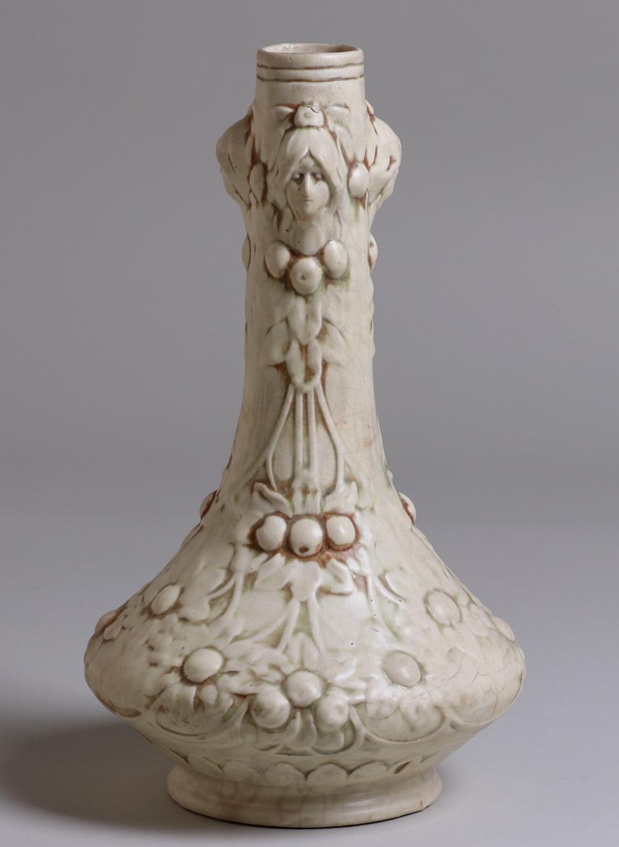 Weller pottery archives california historical design weller pottery art nouveau vase reviewsmspy