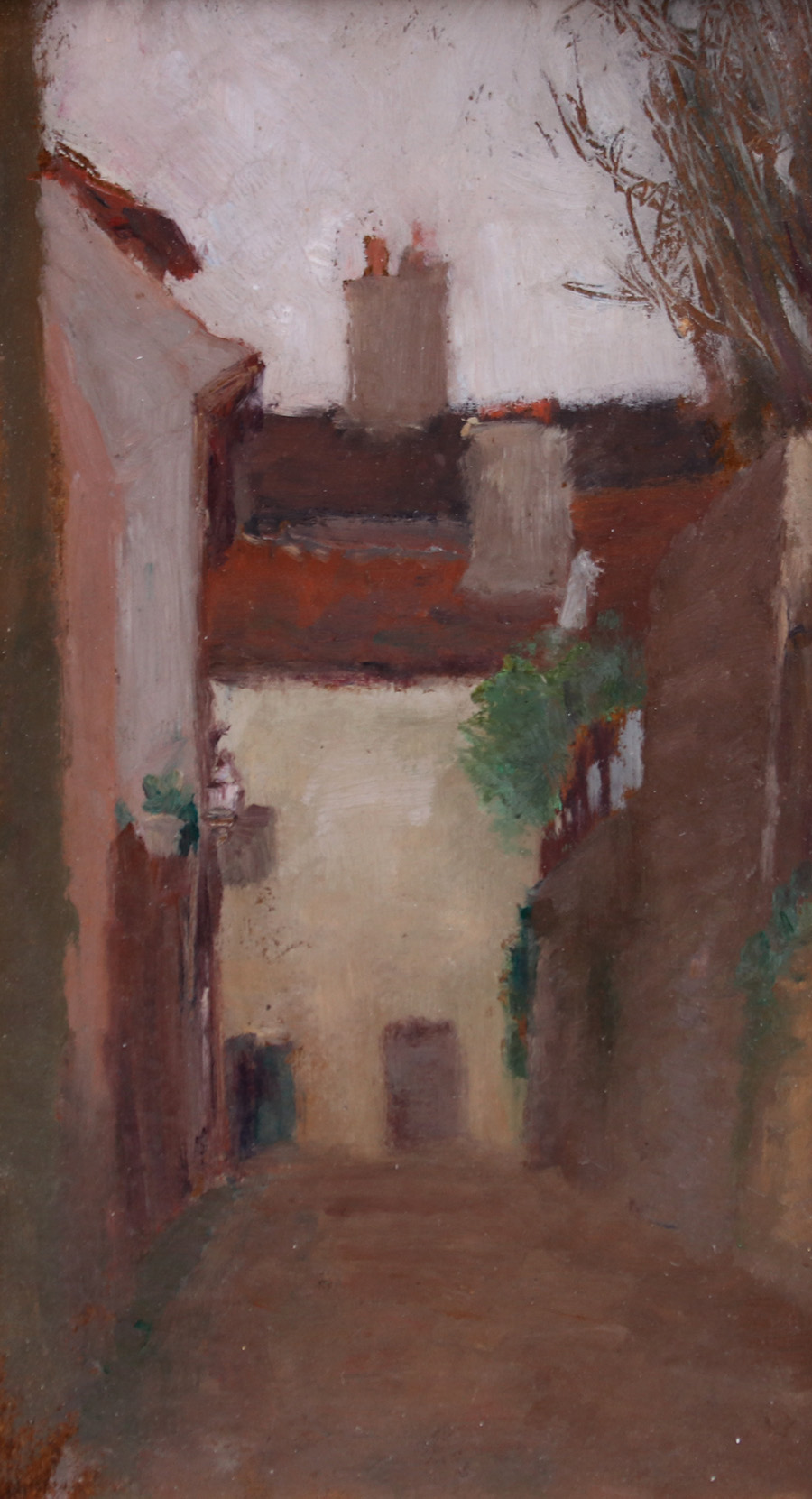 Albert Valentien San Diego Painting C1908 1925
