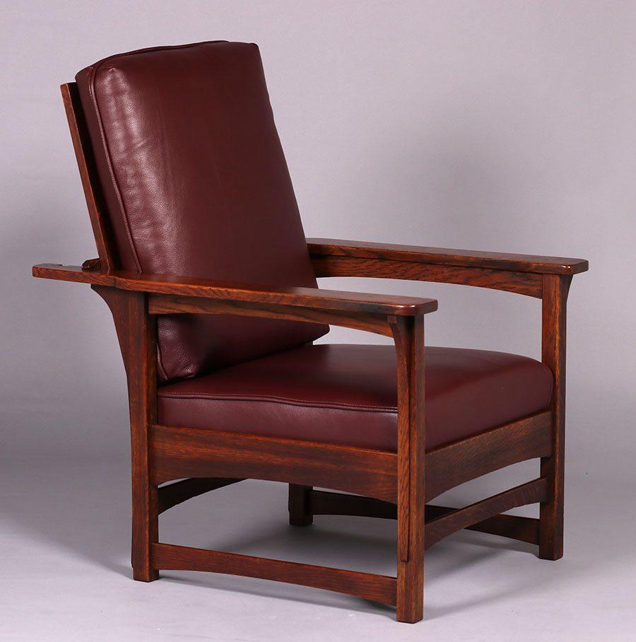 Architectural Modern by Morris of California bookshelf des ...  |Morris California Furniture