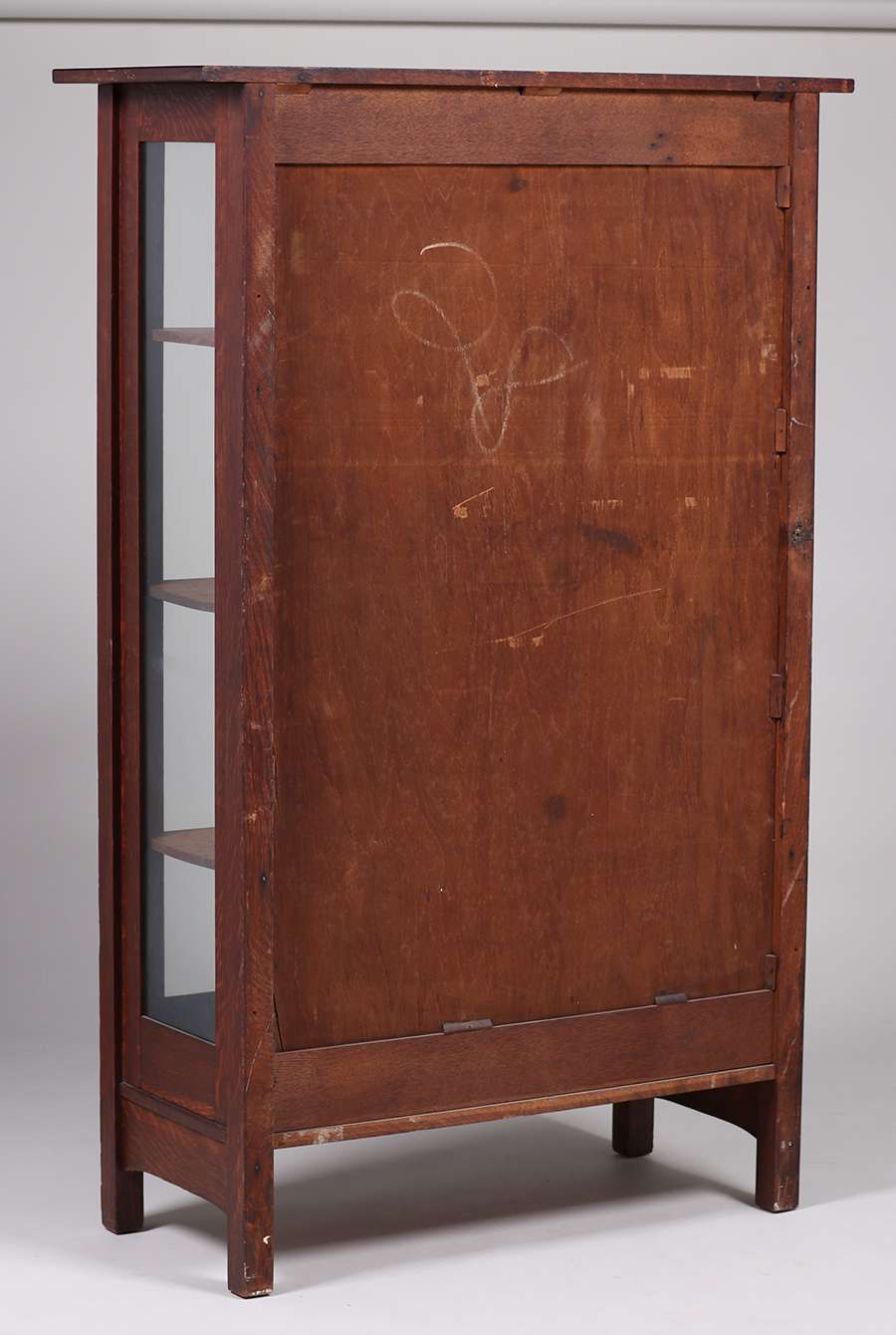 Grand Rapids Two Door China Cabinet C1910 California